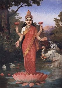 330px-Ravi_Varma-Lakshmi